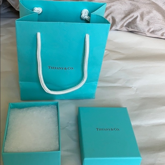 Tiffany & Co. Handbags - Tiffany & Co Bag & Box